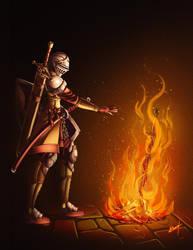 Bonfire by Karosu-Maker