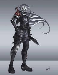Mrrin Shadowflower by Karosu-Maker