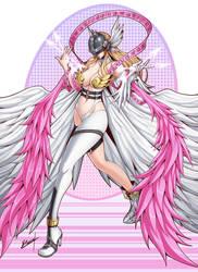 Angewomon by Karosu-Maker