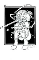 Death Stah-Chan by Karosu-Maker