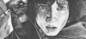 Frodo Baggins by leanne-xo