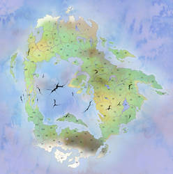Map - Areas by Deamond-89