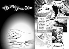 SoC .:. White Arrow 00+01 by Deamond-89