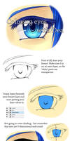 Eye Coloring Tutorial by Deamond-89