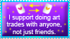 Support Art Trades by Annortha