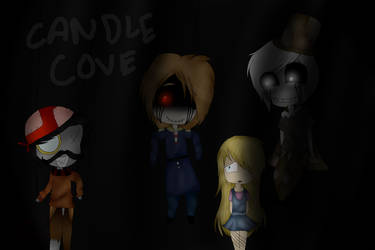 Candle Cove Fanart by DreamyQueen55