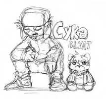 Cyka Blyat by 95658756