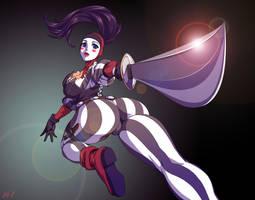 Adena the Clown blade by RiskyGraphics