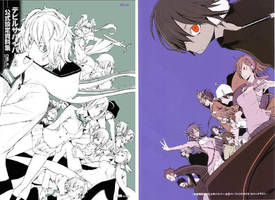 Devil Survivor 2 vs Devil Survivor by pp7jones