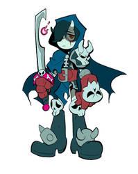 Death Knight by Hodori