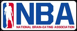 NBA Brain-Eating by KealeS