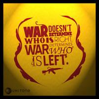 War by KealeS