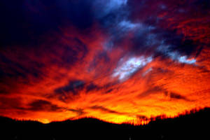 Set the Sky on Fire by elviras-playground
