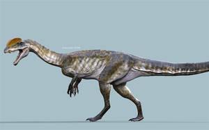 Dilophosaurus Test by GalileoN