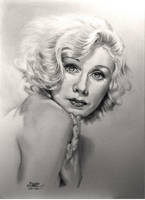 Ginger Rogers by MrEyeCandy66