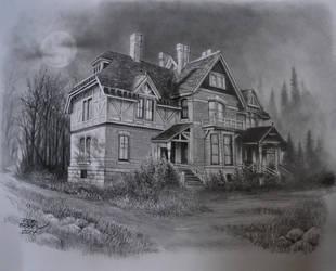 The Mansion by MrEyeCandy66