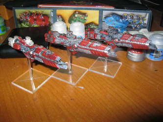 RSN Cruiser Squadron 1 Completed by Razek2648