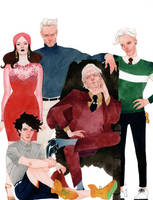 House of M Fashion by kevinwada
