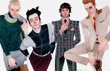 X-Couples by kevinwada