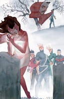 House of M by kevinwada