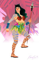 Katy Perry aka Ms. Kitty by kevinwada