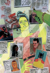 She-Hulk Issue #5 by kevinwada
