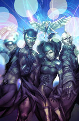 Final Crisis Aftermath: Dance1 by Artgerm