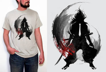 Corporate Samurai by Artgerm