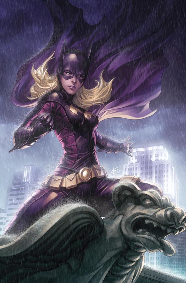 Batgirl Issue 9 by Artgerm