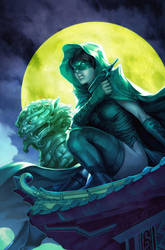 Great Ten Issue 6 by Artgerm