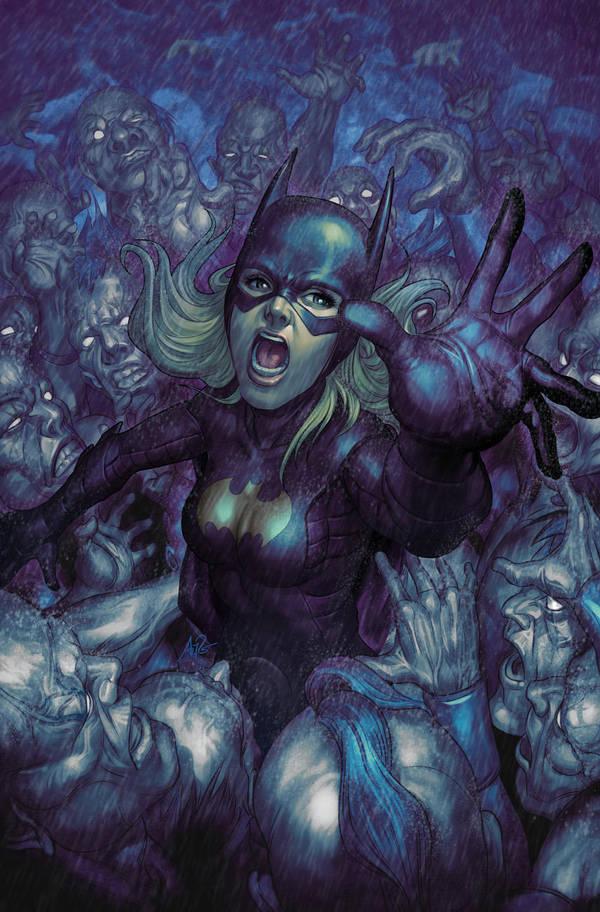 Batgirl Issue 10 by Artgerm