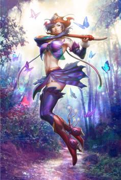 Loark Fairy by Artgerm