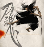 Samurai Spirit by Artgerm