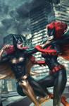 New Batgirl 12 by Artgerm