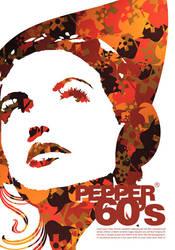 Pepper 60's by Artgerm