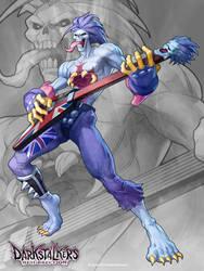 DSR Lord Raptor by Artgerm