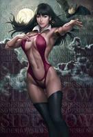 Vampirella Premium Format Statue by Artgerm