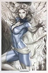 Phoenix Arise by Artgerm