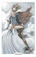 Supergirl STGCC 2015 by Artgerm