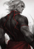Ken Fury by Artgerm