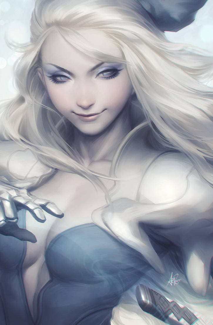 Edea by Artgerm