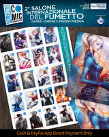 Palermo Comic Con by Artgerm