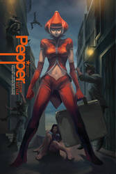Pepper Pitch Battle - Cover by Artgerm