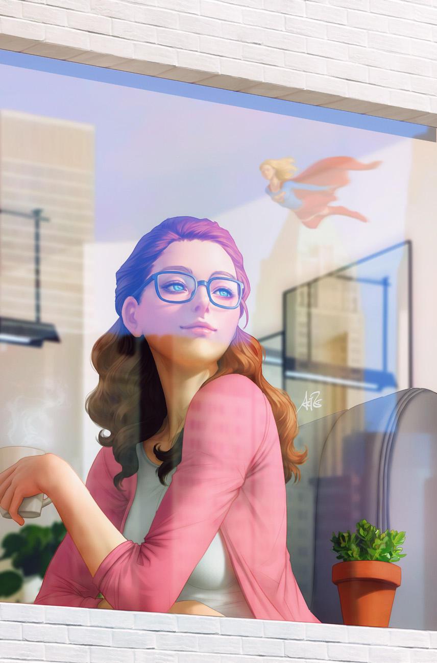 Supergirl 14 by Artgerm