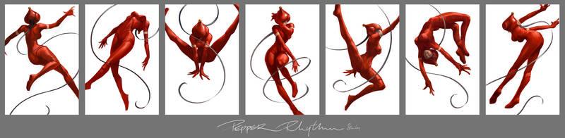 Pepper Rhythm by Artgerm