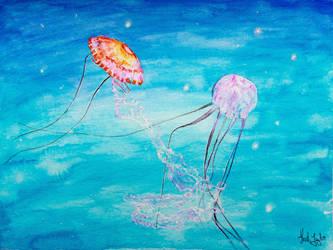 Jellyfishes by Inferiac