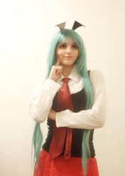 Bunny (Mika ito - Bible black) by KuramaMai