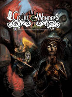 Court Of Wonders cover 1 by belbael