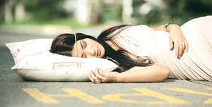 Roadside Slumber by fcfmanila