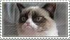 Grumpy Cat stamp by AM4RI